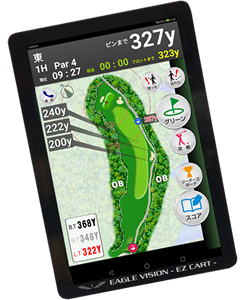EAGLEVISION CART NAVI